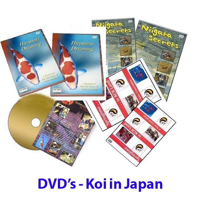 Koi in Japan DVD